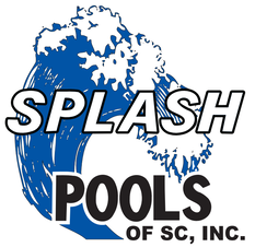 Splash Pools of SC - logo